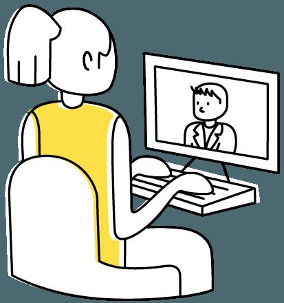 Telemedicina, funcionalidad incluida en Igaleno Cloud